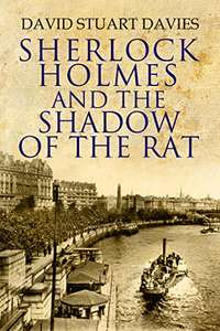"Gratis ebook ""Sherlock Holmes and the Shadow of the Rat"" @ Amazon"