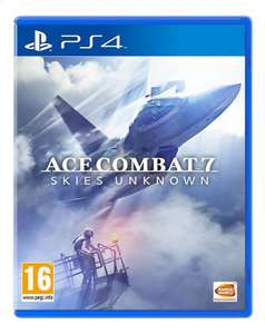 Ace Combat 7: Skies Unknown (PS4/VR) @ PSN store