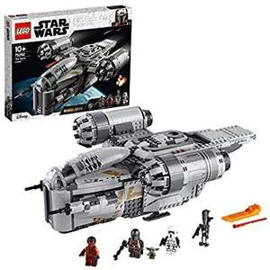 Lego Star Wars 75292 - The Mandalorian - The Razor Crest Bounty Hunter Ship