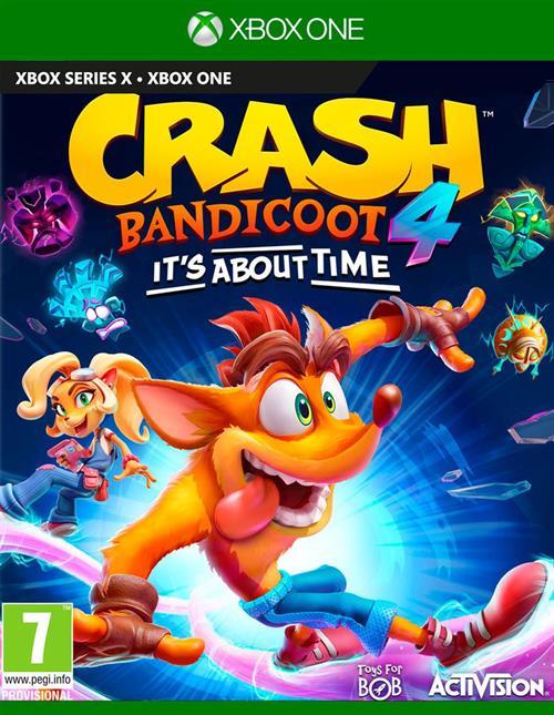 [VPN] Crash Bandicoot 4: It's About Time (Xbox Series X/S)
