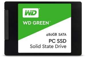 "WD Green SSD 2,5"" V1 480GB"