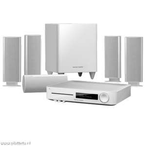 Harman Kardon BDS 780W home cinema set voor €999 @ Platte TV
