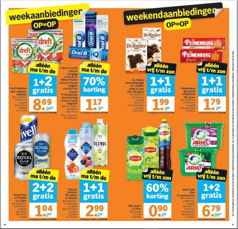 Albert Heijn Week- en weekendaanbiedingen week 7