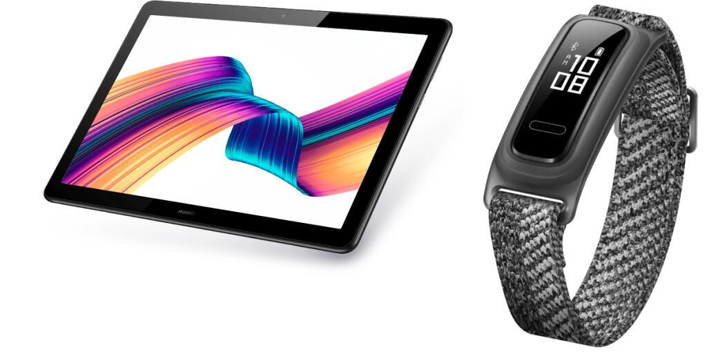 Huawei MediaPad T5 10.1'' 4G/64GB + Band 4e @ Huawei Store