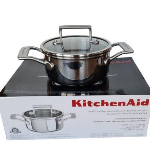 KitchenAid Casserole Pan 1,5l 16cm @ DealFixers