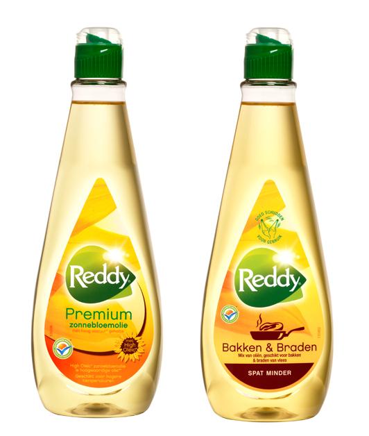 Gratis Reddy zonnebloemolie 500ml (geld terug)