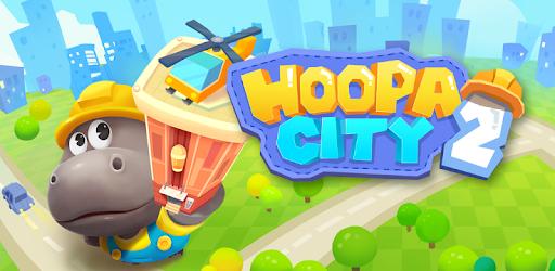 Dr Panda's: Hoopa City 2 voor Android & IOS | Gratis