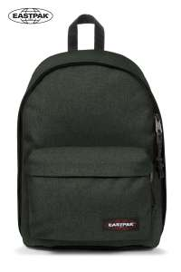 Eastpak Out of Office Crafty Moss rugzak 27L voor €17,99 @ America Today