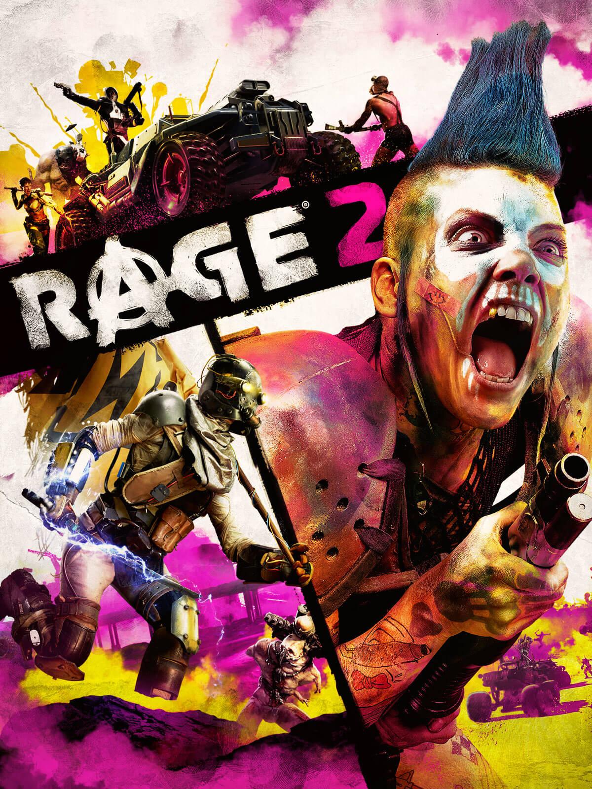 Gratis Rage 2 @epic games (18 feb tot 25 feb)