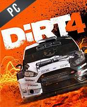 Dirt 4 (Steam key) @ Fanatical