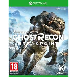 Ghost Recon: Breakpoint (Xbox One) @ Shop4NL