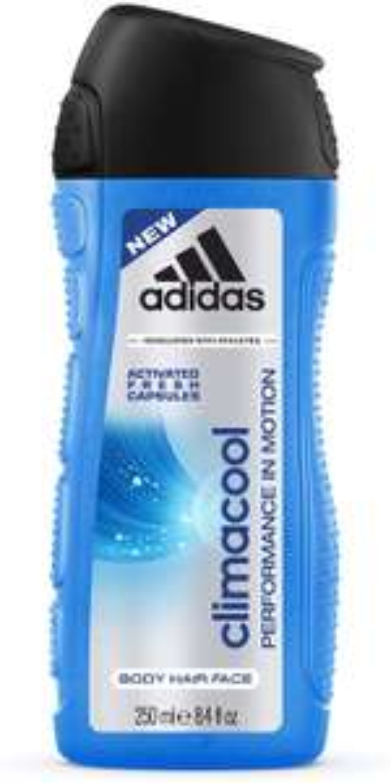 Adidas Climatcontrol douche gel voor hem 6x voor 2,12€