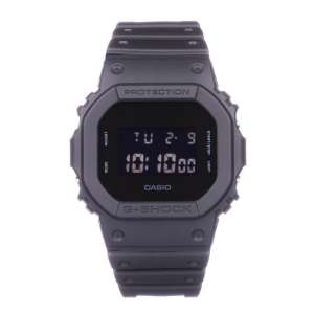 Casio G-Shock - DW-5600BB-1ER - Heren - Horloge - 38.5 mm