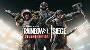 Pc game Rainbow Six Siege Deluxe Edition