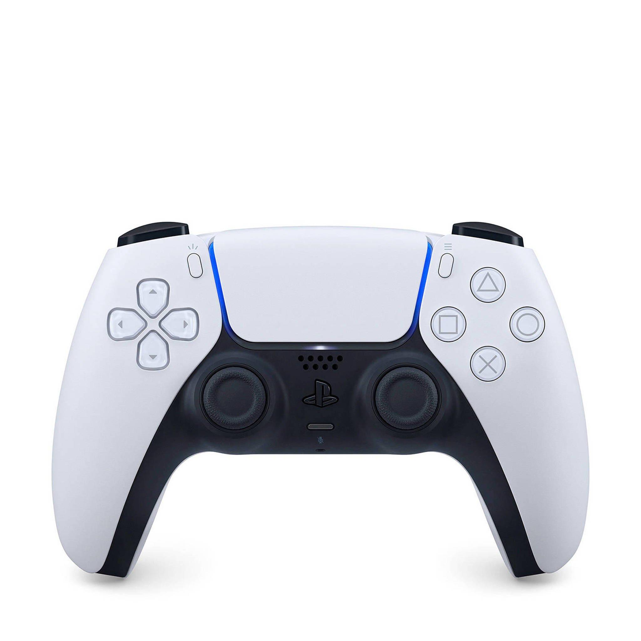 Sony PS5 DualSense draadloze controller, door annuleren Sackboy game @ Wehkamp