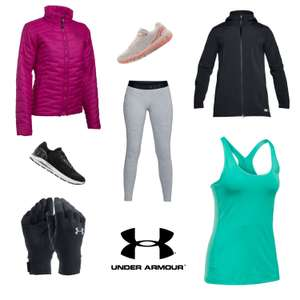 Under Armour sale tot -80% korting [va €4,99]