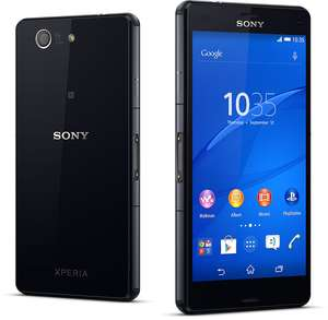 Sony Xperia Z3 Compact voor € 406,69 @ Amazon.it