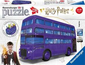 Ravensburger 3D-puzzel Harry Potter bus @ Amazon NL