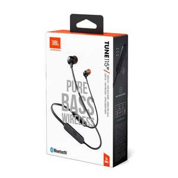 JBL Tune 115BT In-ear Oordopjes (Oranje) 1+1 gratis @Expert