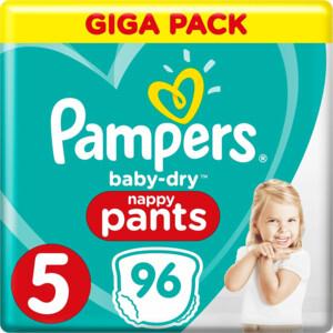 Pampers Baby Dry Pants Maat 5 @ Plein.nl voor 17 ct p/s