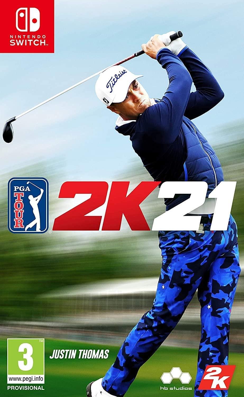 PGA Tour 2K21 (Nintendo Switch) - NL versie