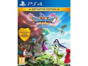 [België] Dragon Quest XI S: Echoes of an Elusive Age - Definitive Edition PS4