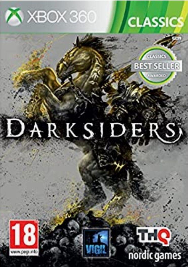 Darksiders voor Xbox Gratis met xbox Gold