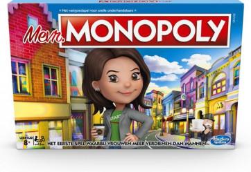 Hasbro Mevr. Monopoly