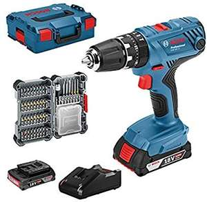 Bosch Professional 18V System accuschroefklopboormachine GSB 18V-21