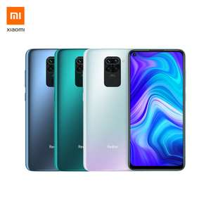 [Nu €129] Xiaomi Redmi Note 9 (NFC) 4GB+128GB @ Gshopper