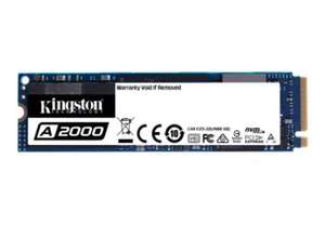 Kingston A2000, 1 TB voor 95 euro