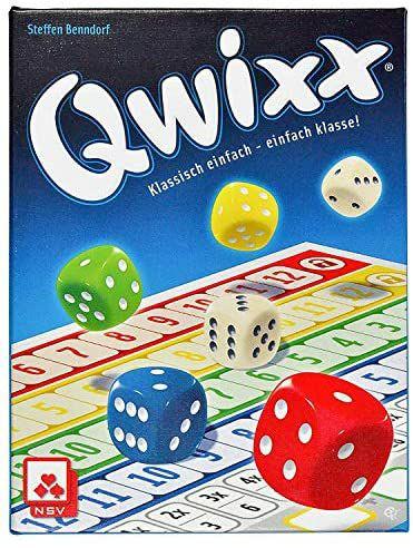 Qwixx dobbelspel @Amazon.nl