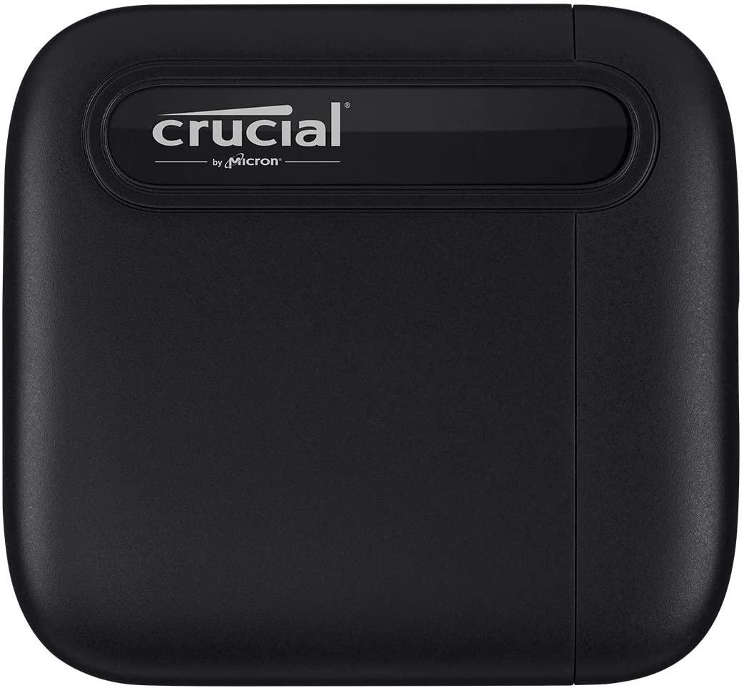 Crucial CT1000X6SSD9 1TB X6 Draagbare SSD @ Amazon.nl