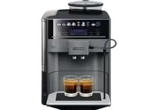 SIEMENS EQ.6 Plus s100 TE651209RW Zwart Espressomachine