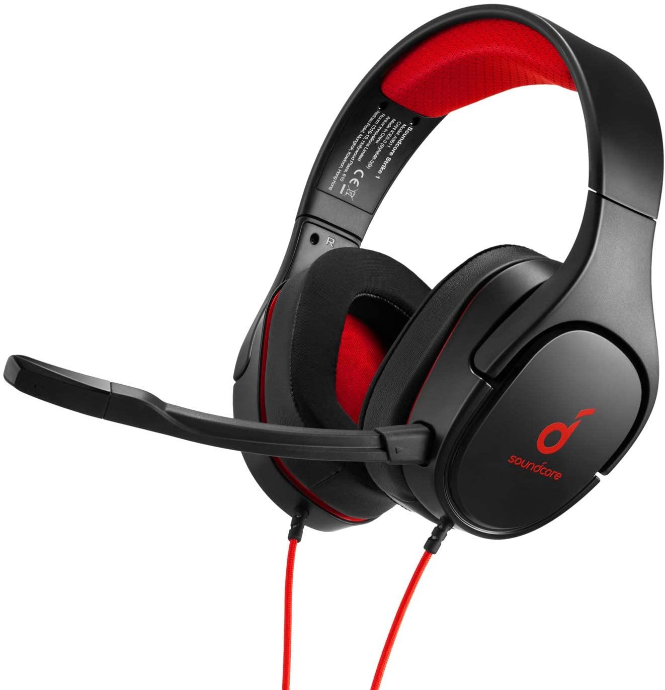 Soundcore Strike 1 Gaming Headset