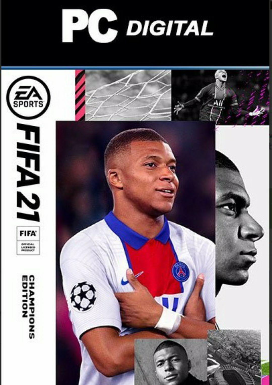 FIFA 21 Championship Edition (PC) - €24,79