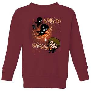 1+1 op kinder sweatshirts met o.a. Nintendo, Marvel, Harry Potter en Disney - €22,99 per 2 stuks