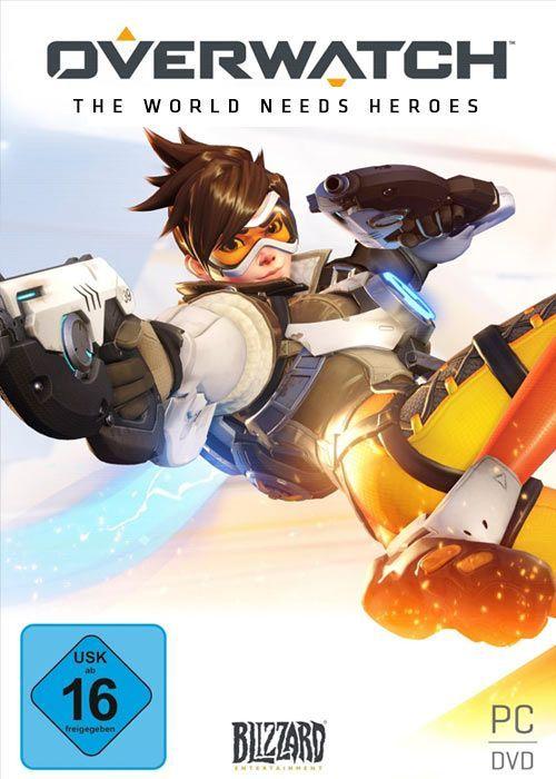 Overwatch - Standard Edition-pc voor €8,09