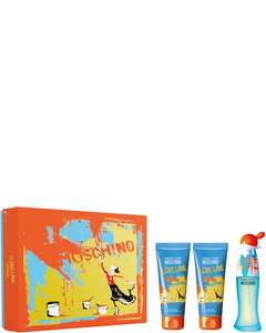 Moschino Cheap Chic I Love Love geschenkset voor €17,91 @ ICI Paris XL