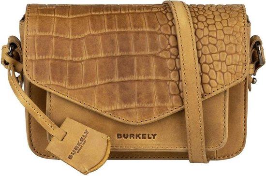 Burkely Croco Cody Crossover M schoudertasje