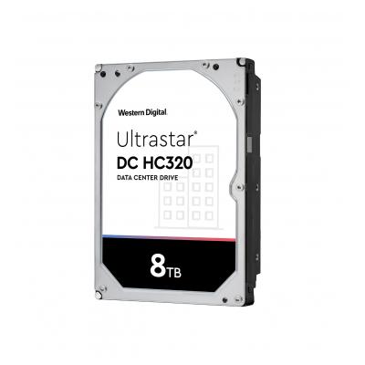 8TB Western Digital Ultrastar DC HC320 (SATA) HUS728T8TALE6L4 (bij 2 per stuk €174)