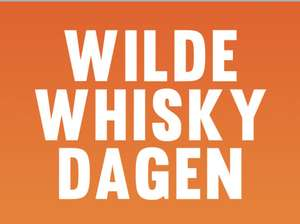 Wilde Whisky Dagen [Korting op 200 Whisky's] @ Gall&Gall