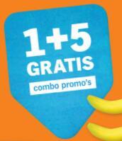 [Grensdeal] AH België 1 + 5 gratis Combo Promo's