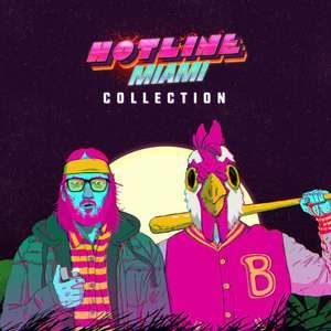 Hotline Miami Collection PS4 @ PlayStation Store