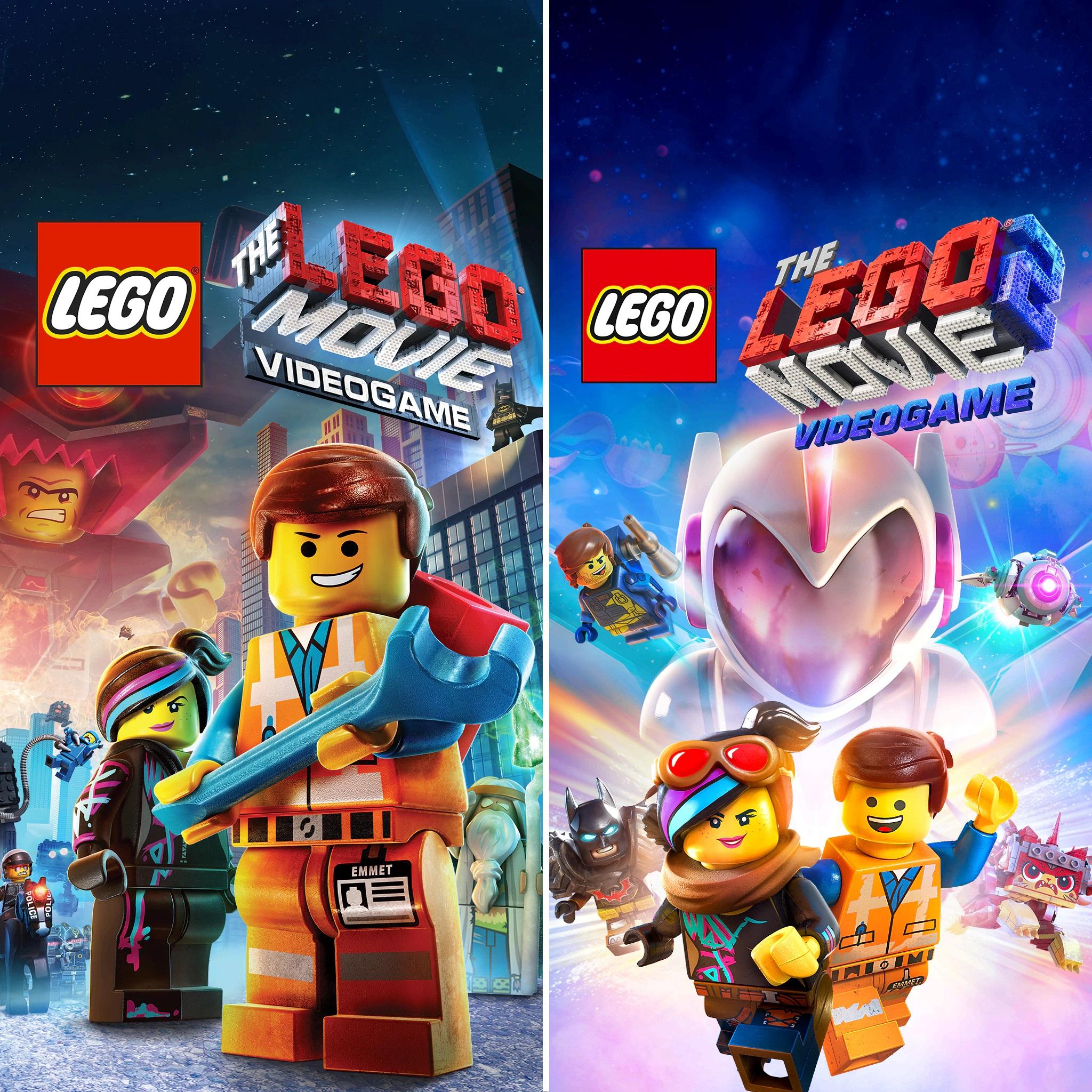 PS4 - The LEGO® Movie Videogame-bundel