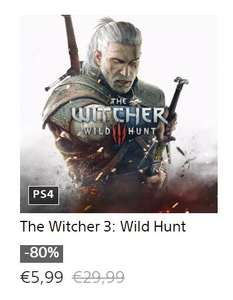 The Witcher 3: Wild Hunt Standard Edition