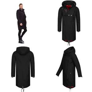 Musterbrand x Star Wars Sith Lord heren parka