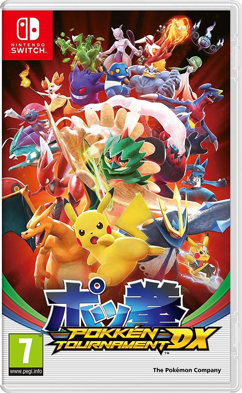 Pokken Tournament DX (Nintendo Switch) @Amazon ES