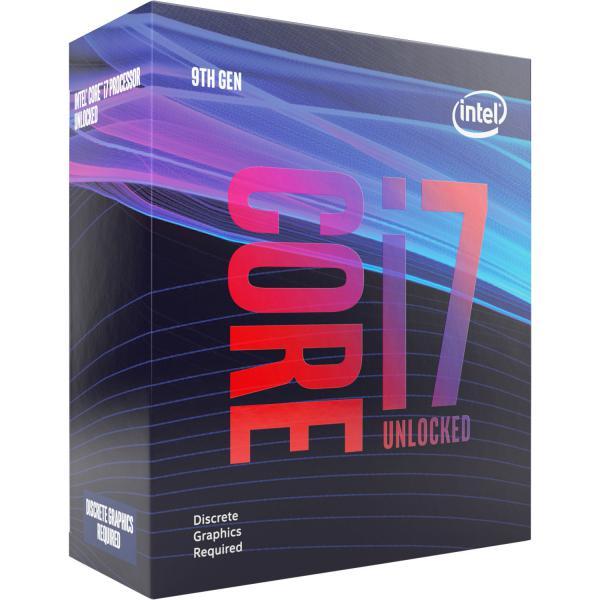 i7-9700KF voor de zelfbouw PC