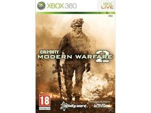 Call of Duty: Modern Warfare 2 (Xbox360) voor €9,98 @ Mediamarkt